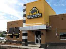 Buffalo Wild Wings: pricey but worth it