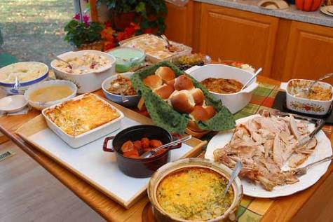 A Yummy Thanksgiving