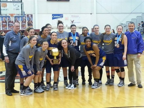Lady Bricks dominate the HC Winter Classic