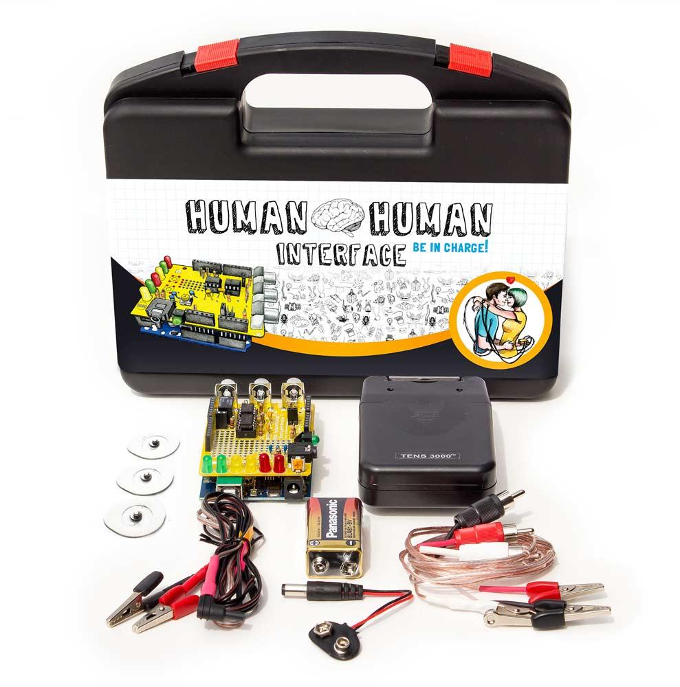 Human to Human Interface Kit