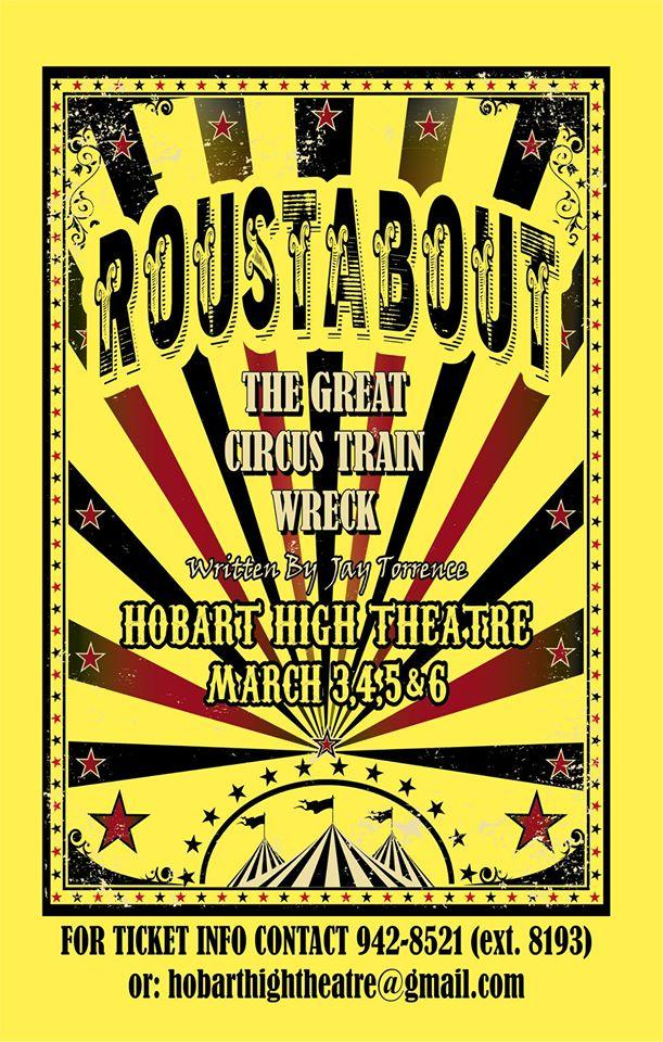 Roustabout Poster